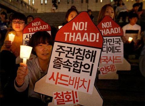 朝鮮半島全域にミサイル落下希望
