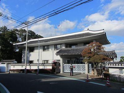 横浜のバ韓国総領事館