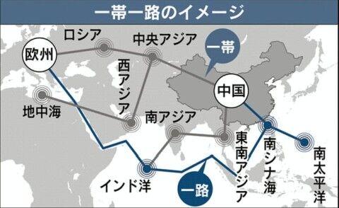 中国の一帯一路にバ韓国は参加するべき