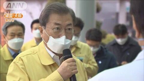 バ韓国での新型コロナ致死率が上昇中!