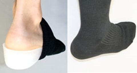 韓流スターには欠かせないシークレット靴下ww