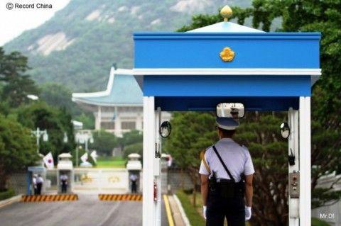 不正だらけのバ韓国大統領府
