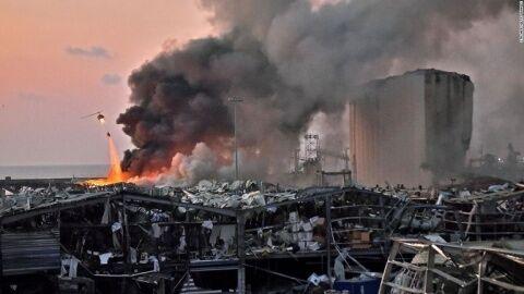 爆発物を肥料用と偽り輸出するバ韓国