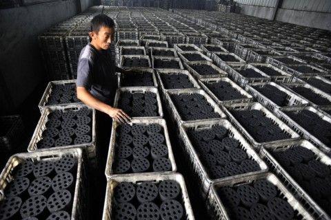 北朝鮮の石炭を輸入し続けるバ韓国