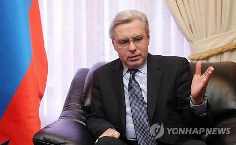在韓ロシア大使が対応措置を示唆!!
