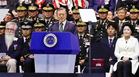 レッドチーム入り目前のバ韓国