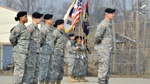 在韓米軍将兵も新型コロナウイルスに感染!