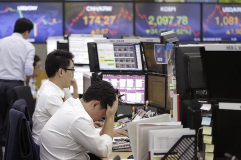 崩壊までの秒読みが開始されたバ韓国市場