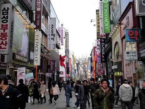 糞尿とキムチ臭しかしないバ韓国は観光価値ゼロ