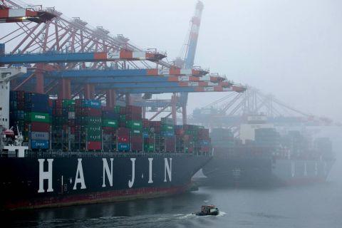 バ韓国の海運業、最大の赤字に