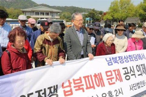 バ韓国の拉致被害者家族、飯のタネが無くなりそうで必死