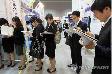 バ韓国の失業率、ぐんぐん上昇中