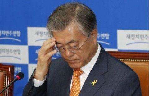 バ韓国を崩壊に導いてくれる文大統領