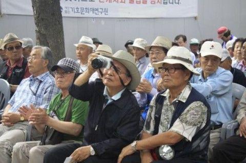 子供に殺されるのを待つバ韓国塵の親世代