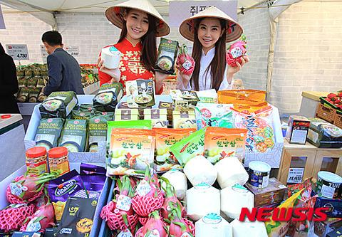 ソウルでベトナム展が開催