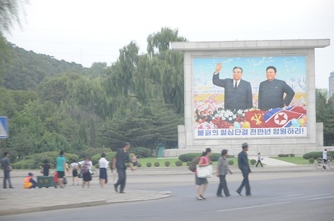 中国製スマホの需要が高まる北朝鮮