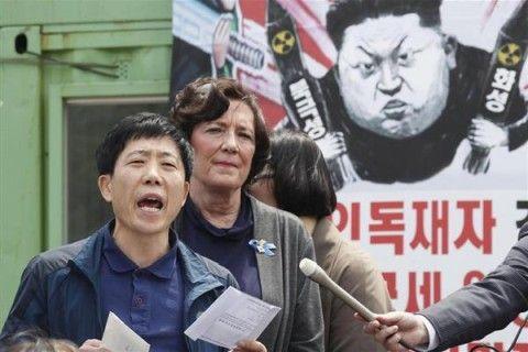 バ韓国の脱北者支持団体は金儲けの手段