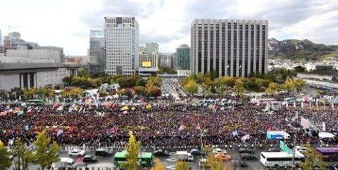 バ韓国でタクシー運転手が一斉にスト突入