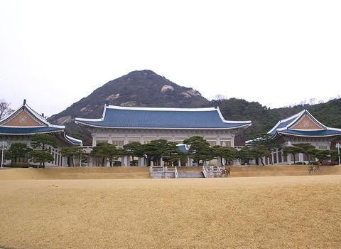 爆破予告されていたバ韓国の大統領府
