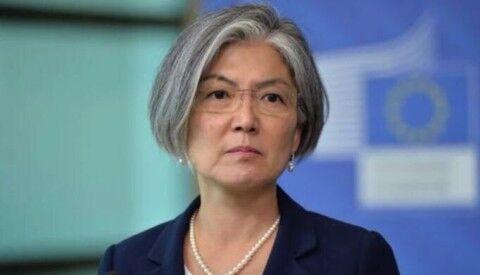 英国からドタキャンされたバ韓国の康京和外相