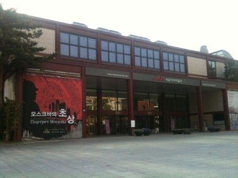 バ韓国・ソウルの博物館プロジェクト