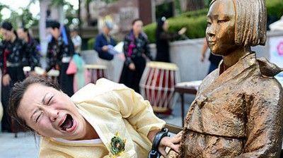 売春婦像を観光名所にしたがる屑チョンwwww