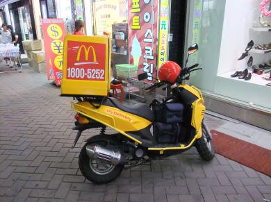 未成年者の無免許運転が当たり前のバ韓国
