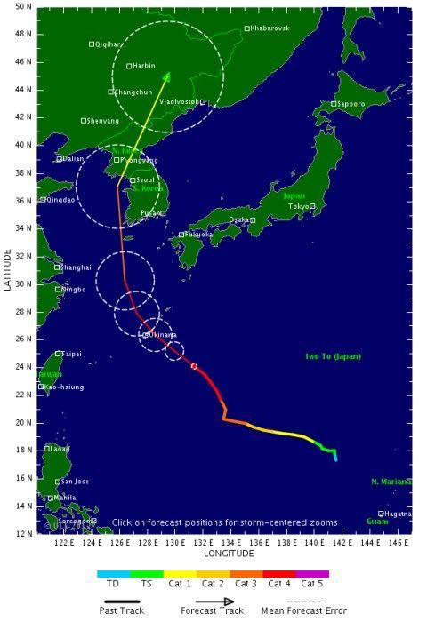 今後、台風直撃でバ韓国塵どもが大量死亡
