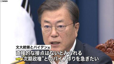 バ韓国ではキチガイでも大統領になれる