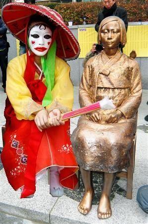 戦時中の売春婦と現在の売春婦