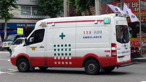 バ韓国では救急医療が成立せず!