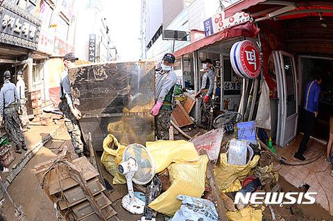 火事場泥棒だらけのバ韓国