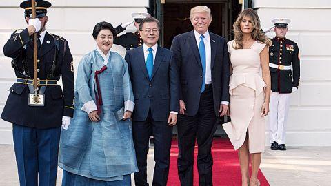 バランサー気取りのキチガイ文在寅(ムン・ジェイン)大統領