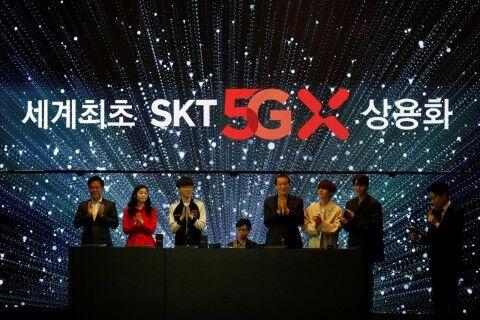 日本製品だらけで5G規格を商用化したバ韓国