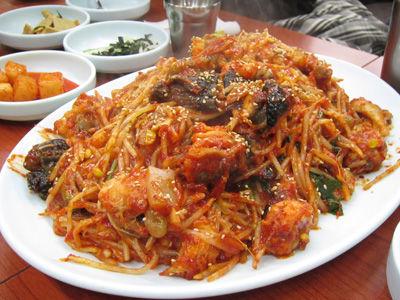 ゲロとウンコを混ぜれば、韓国料理のできあがりぃ!