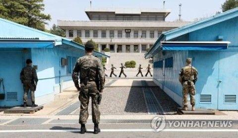 朝鮮半島・JSAの地雷撤去が完了