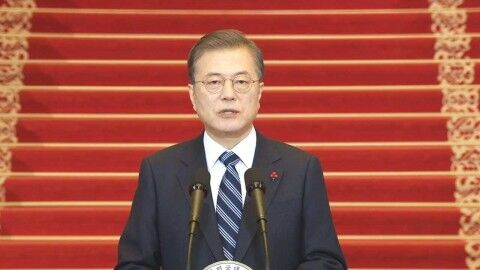 もはや死に体のバ韓国・文キチガイ大統領