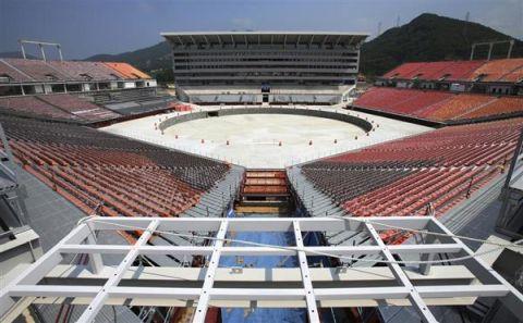 100億ドルの赤字となるバ韓国の平昌冬季五輪