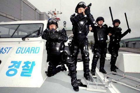 バ韓国・海洋警察による中国人殺し増加に期待