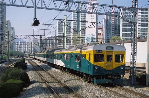 韓国の首都圏電車は走る殺塵兵器