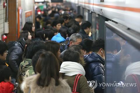 北チョンからハッキングされていたソウル地下鉄