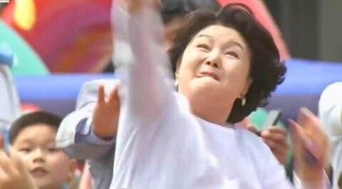 バ韓国・キチガイ大統領の妻に相応しい金正淑
