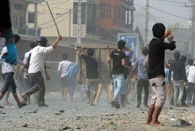 死傷者まで出ているカンボジアの賃上げデモ