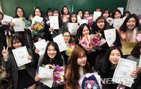 売春婦に憧れるバ韓国のJK