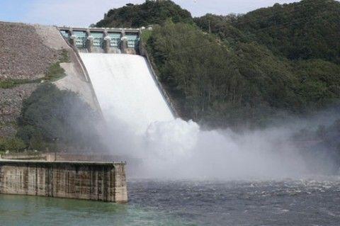 バ韓国政府が大規模ダムの建設を止める
