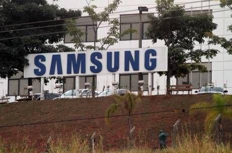 強盗に襲われたサムスンのブラジル工場