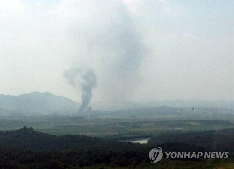 バ韓国への報復を開始した北朝鮮