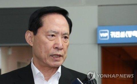 バ韓国国防部のトップがキチガイ発言