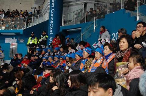 ヤラセの客だらけのバ韓国・平昌冬季五輪