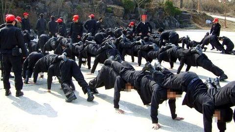 イジメが横行するバ韓国軍